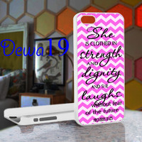 Chevron Proverbs 3125 Bible Verse For iPhone 4/4S, iPhone 5 / iPhone 5S / iPhone 5c and Samsung Galaxy S3/S4 Case/Cover