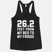 Bed To Fridge