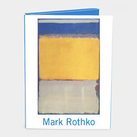 Mark Rothko Note Card Box | MoMA