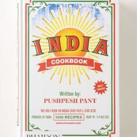India Cookbook-Anthropologie.com