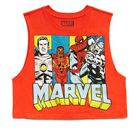 Marvel Comics Muscle Tee