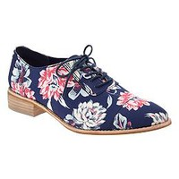 Printed canvas oxfords | Gap