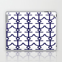Anchor 2 Laptop & iPad Skin by Bethany Mallick