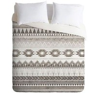 Deny Designs Milkyway Luxe Duvet Cover Grey One Size For Men 23686511501