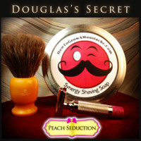 HowToGrowAMoustacheStore — Peach Seduction (Variation on Victoria's Secret Pure Seduction)
