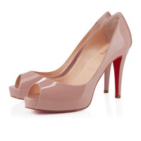 Very prive 100mm nude patent