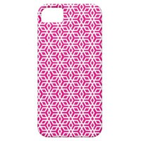Geometric Pattern Cell Phone Case