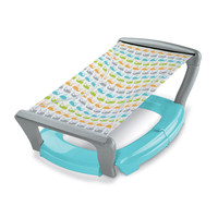 Baby Bath Hammock - Whale March | giggle