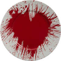 Fragile Hearts Dinner Plate