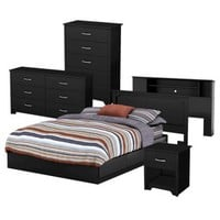 Fusion Bedroom Collection