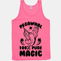 PegaWhal: 100% Pure Magic