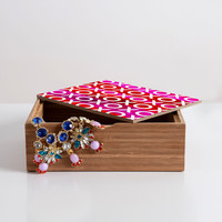 Sophia Buddenhagen Hugs And Kisses Jewelry Box