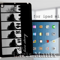 love story - desain case for iPad mini