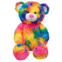 17 in. Tropicolor Teddy Bear