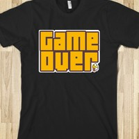GAME OVER FLAPPY BIRD SHIRT