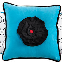 Sassy Blue Pillow Set