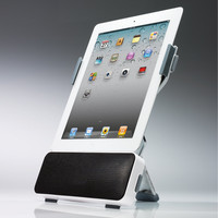 Portable Speaker Docking Station for iPad Tablet