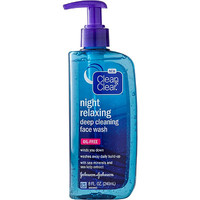 Night Relaxing Deep Cleaning Face Wash