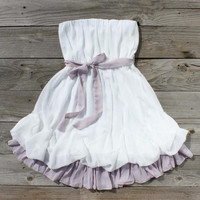 Sugar in Your Tea Dress, Sweet Women's Country Clothing