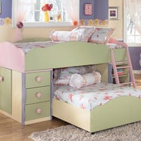 Blossom Twin Low Loft Bed