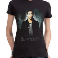 Supernatural Dean Winchester Girls T-Shirt