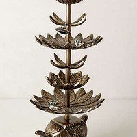Minga Jewelry Stand by Anthropologie Bronze One Size House & Home