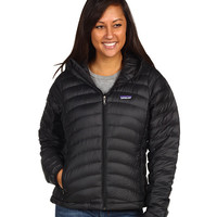 Patagonia Down Sweater Full-Zip Hoodie Black - Zappos.com Free Shipping BOTH Ways