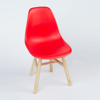 Office Arm Chair in Red