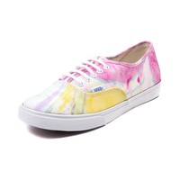 Vans Authentic Lo Pro Marble Skate Shoe