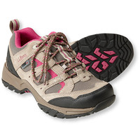 Women's Bean's Waterproof Trail Model Hikers II, Low-Cut: Hiking Boots | Free Shipping at L.L.Bean