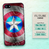 Captain America iPhone case Marvel Avengers Hero iPhone case iphone 4s case iphone 4g case iphone 4 case Hard or Soft Case
