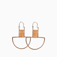 Totokaelo - Tiro Tiro Cael Earrings - $102.00