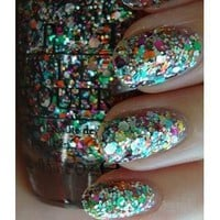 Amazon.com: Opi Holliday 2011 Muppets Collection Rainbow Conection: Health &amp; Personal Care