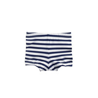 BABY SAILOR-STRIPE SWIM SHORT