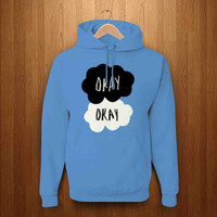 The Fault in our Stars carolina blue hoodie pickcustom