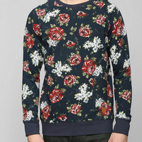 Native Youth Floral Pullover Sweatshirt - Urban Outfitters