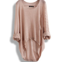 CASH BATWING TAN