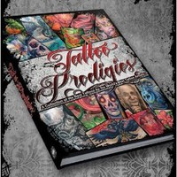 Tattoo Prodigies: A Collection of the Best Tattoos by the World's Best Tattoo Artists Hardcover – January 1, 2010 by Mike DeVries (Author)