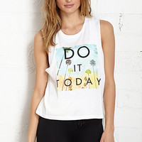 Do It Muscle Tee