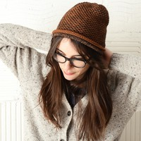 JOINERY - Knit Hat by Kordal - WOMEN