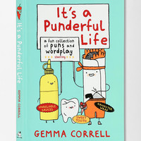 It's A Punderful Life By Gemma Correll - Urban Outfitters