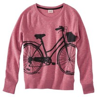 Mossimo Supply Co. Junior's Graphic Sweatshirt - Assorted Colors