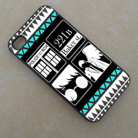 Sherlock Holmes Harry Potter - for iPhone 4/4s - iPhone 5 - iPhone 5s - iphone 5c - Samsung S3 - Samsung S4