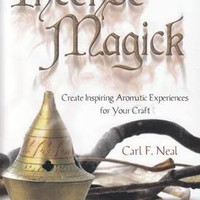 Incense Magick by Carl F Neil at Every Witch Way Online Shop