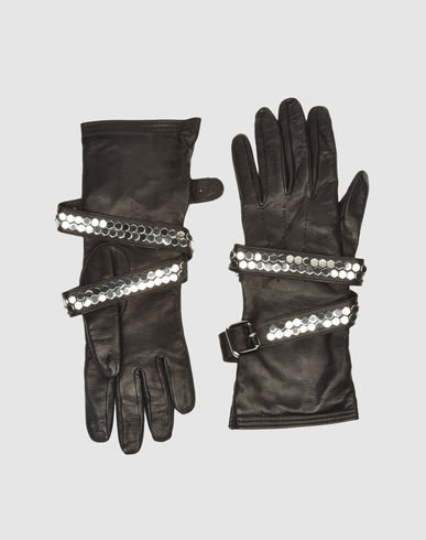 AB A BRAND APART Women - Accessories - Gloves AB A BRAND APART on YOOX United States