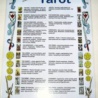 Tarot Guide at Every Witch Way Online Shop