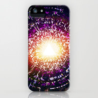 The Energy of Light - for Iphone iPhone & iPod Case by Simone Morana Cyla