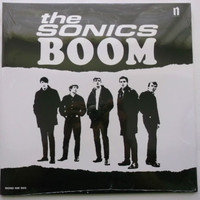 The Sonics - Boom LP Record - BRAND NEW