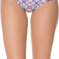 O'NEILL SEASIDE TAB SIDE BIKINI BOTTOM