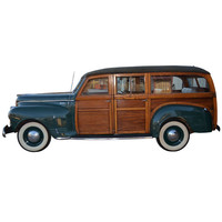 1941 Plymouth Special Deluxe Woody Station Wagon